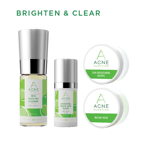 Brighten & Clear Facial
