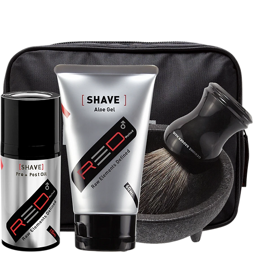 The Ultimate Shave Kit