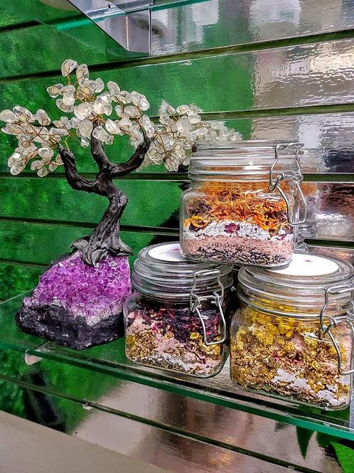 Herbal Bath Rituals
