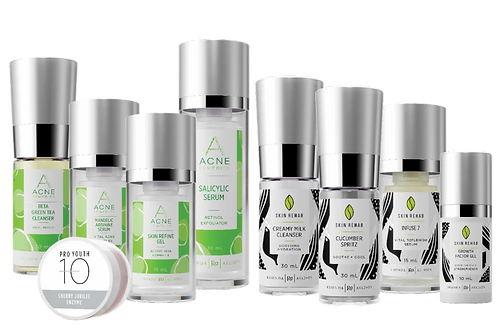 Acne/Rosacea/Sensitive Skin Home Peel