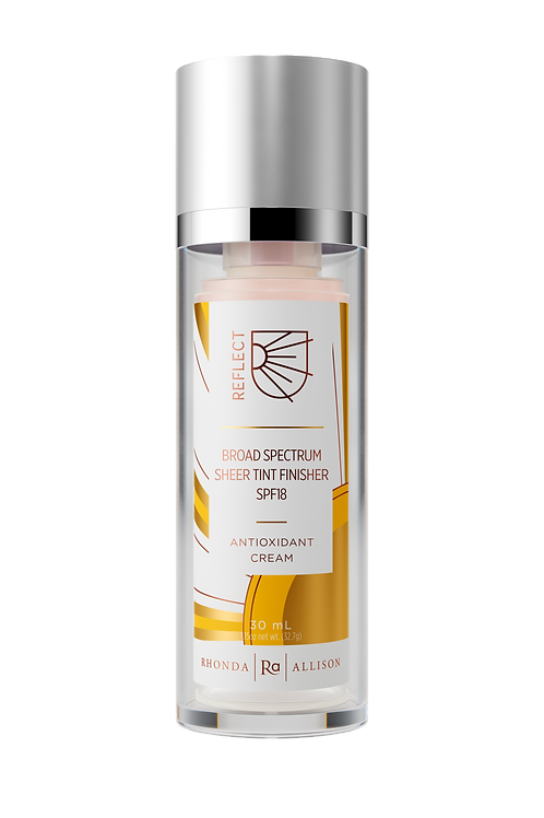 Sheer Tint Finisher SPF18