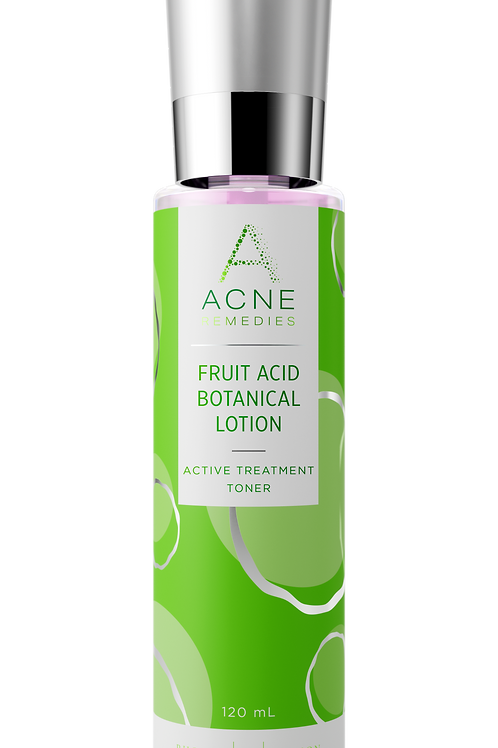 Fruit Acid Botanical Lotion 120mL