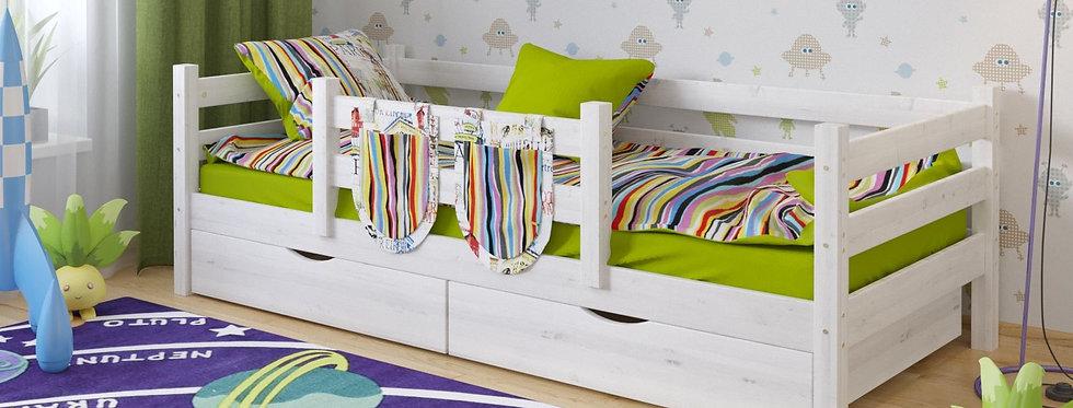 Кровать Орион с бельевыми ящиками