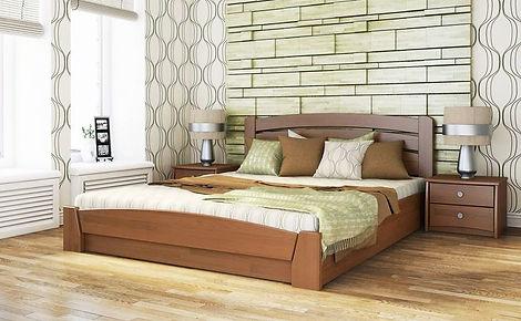 Кровати из массива дерева в Рязани