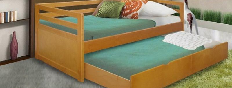 Кровать Дуэт двухместная-выкатная