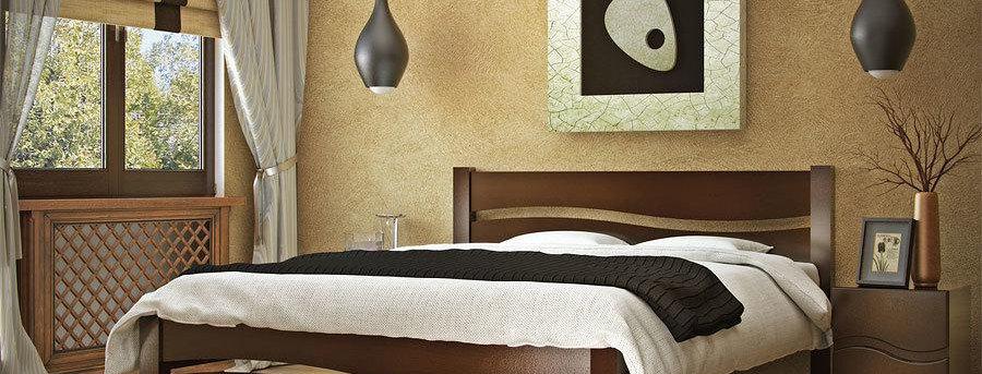 Кровать Волна
