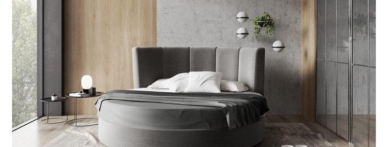 Круглая кровать Winona Maxi