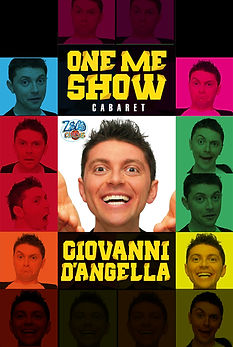 One-Me-Show_ Giuseppe-Della-Misericordia