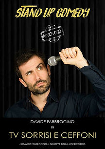 Tv-sorrisi-e-ceffoni_ Giuseppe-Della-Mis