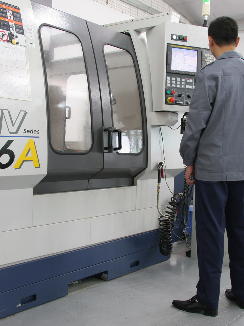 Operating Modling Machine