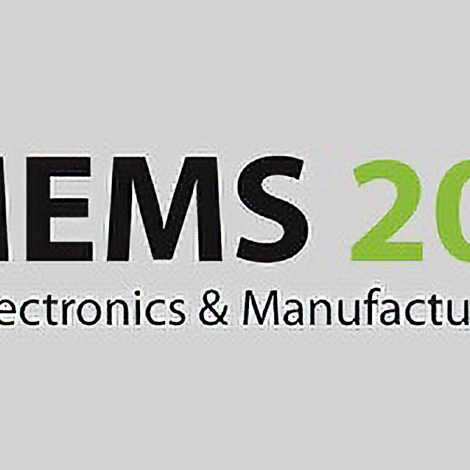 Del Mar Electronics and Manufacturing Show   Bing Crosby HallDel Mar, CA   May 6-7, 2020