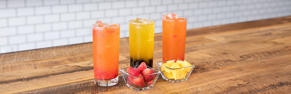Hiccups Fruity Drinks