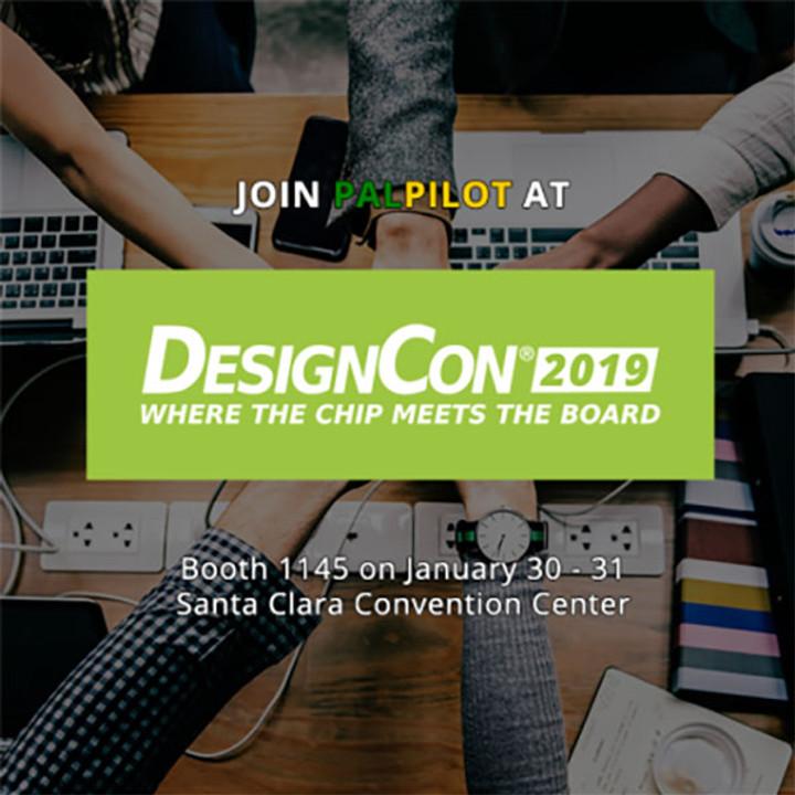 Join PalPilot at DesignCon 2019