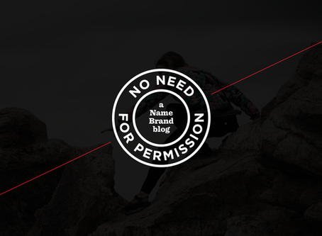 [Sarah Armstrong - A Name Brand Co.]Women of Design event: No Need for Permission