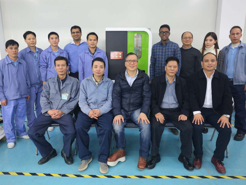 UniPrecision HK Team