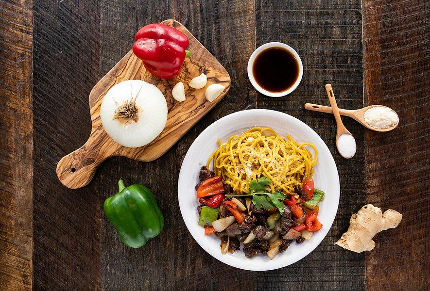 Hiccups_Garlic Noodle