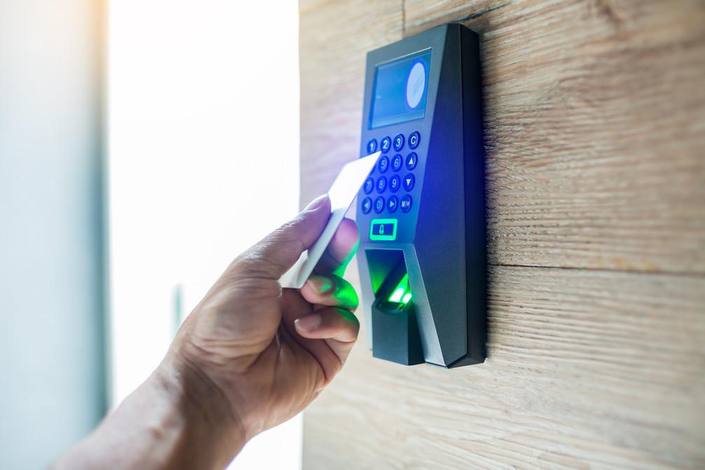 Security Sensor Device