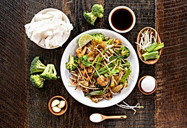 Hiccups Pad Thai Brand Image