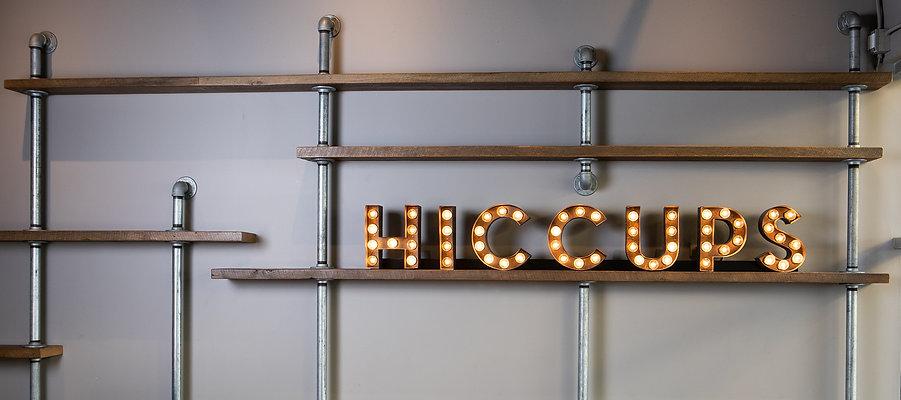 Hiccups Light Branding
