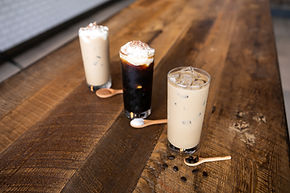 Hiccups Coffee Drinks