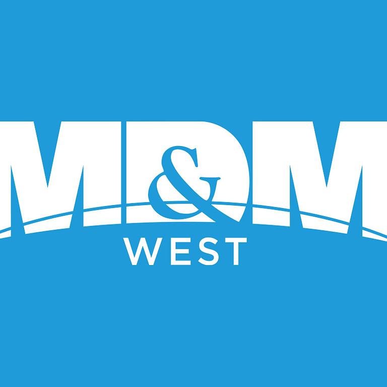 Design & Manufacturing (MDM) | Anaheim Convention Center, Anaheim, CA | Feburary 11-13, 2020