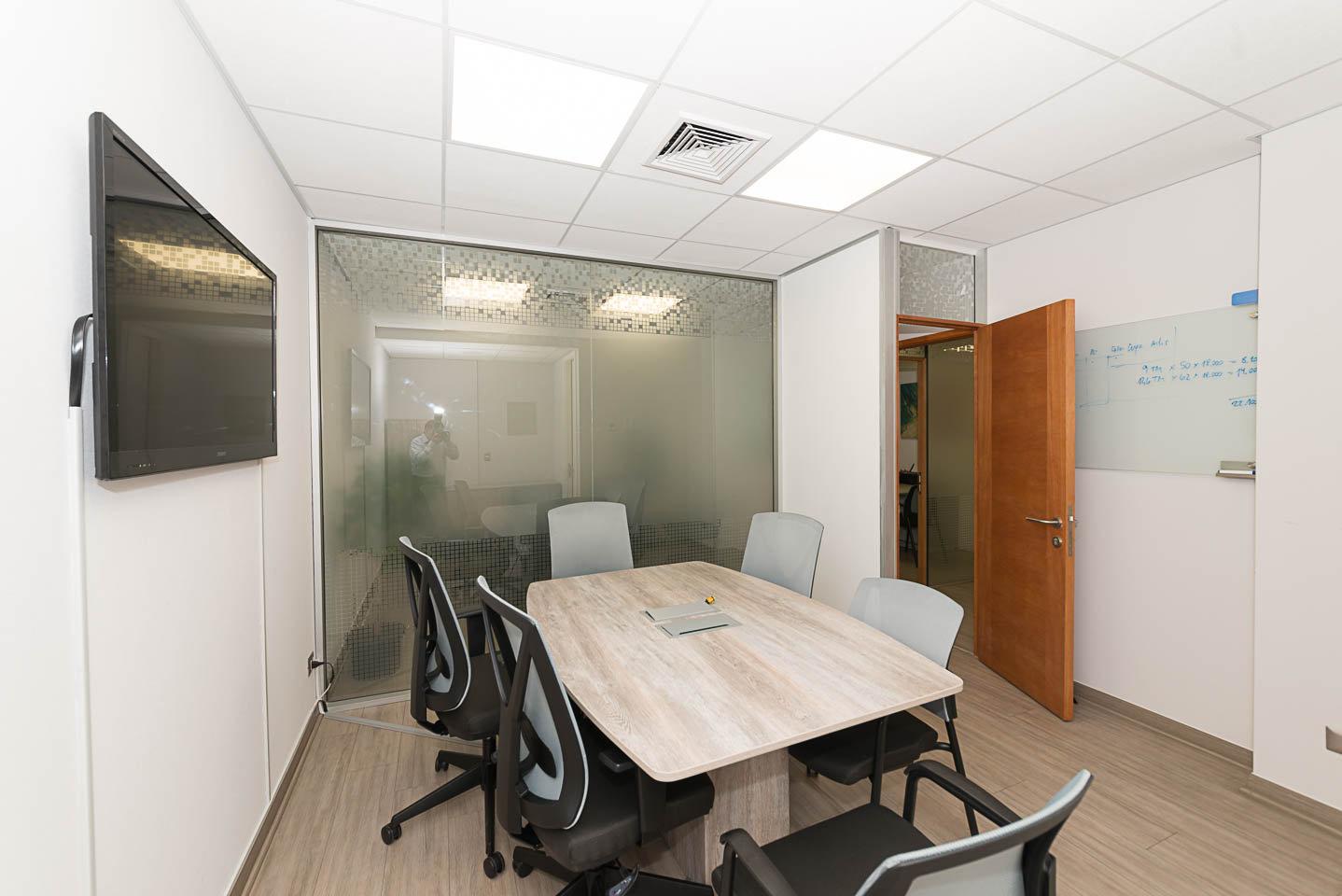 Sala de Reunión Providencia