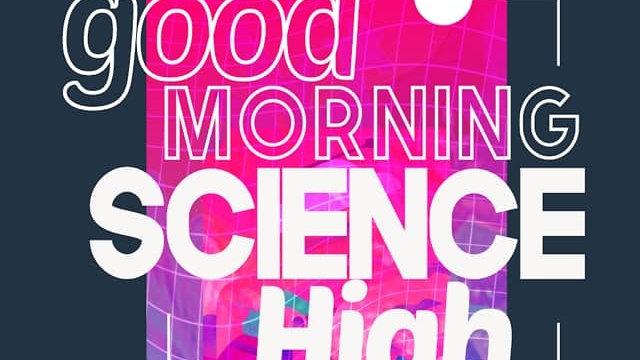 SAMPLE 3 Good Morning Science High Shirt CEBU CITY NATIONAL SCIENCE HIGH SCHOOL