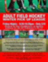 Killeen Academy Adult field hockey