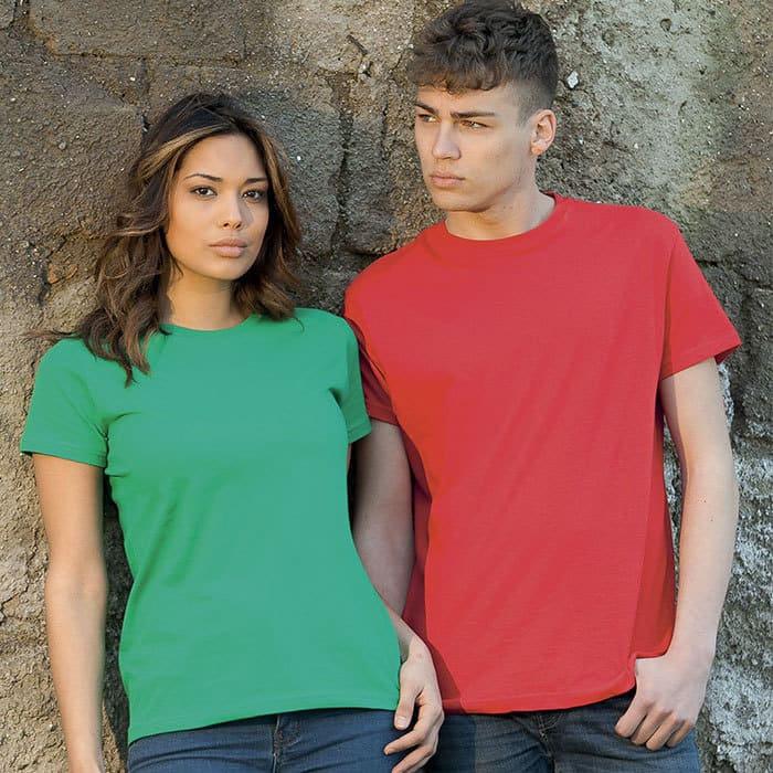 magliette senza etichetta
