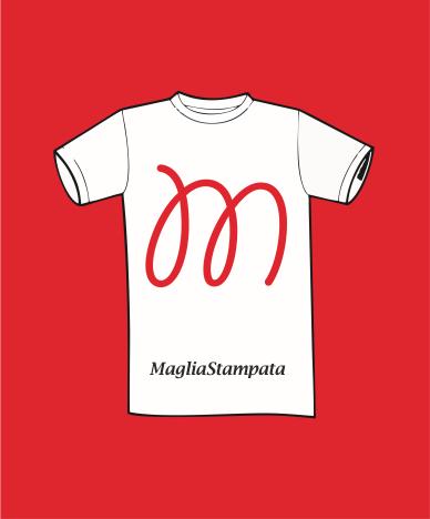 new style 4c596 4cc31 STAMPA Magliette NAPOLI | Magliastampata