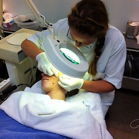 Specialisatie acne behandelingen