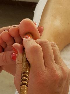 Cursus orïentaalse voetmassage