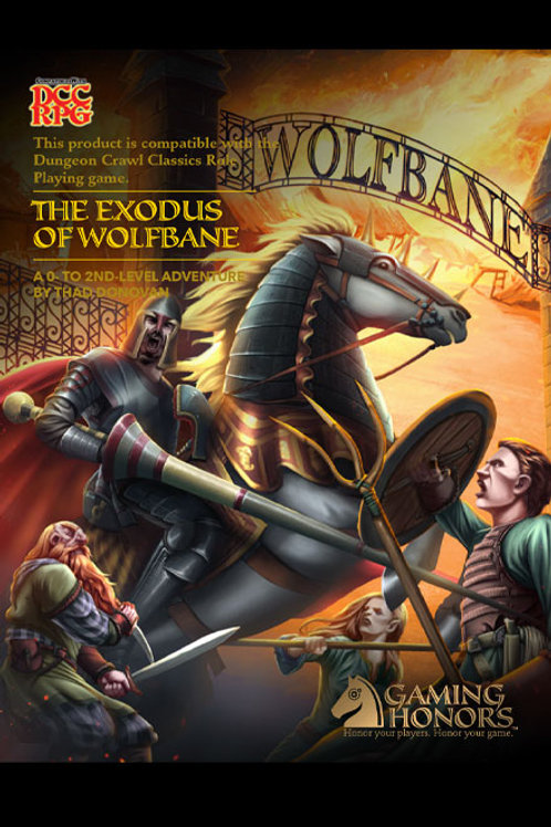 Exodus of Wolfbane Print Module