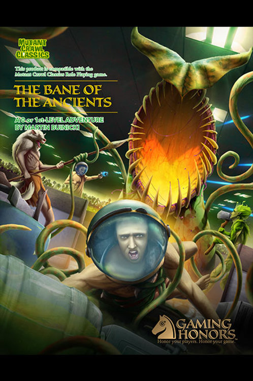 The Bane of the Ancients Print Module