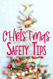 Decorate with safety in mind