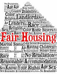 Law protects low-income people from housing discrimination