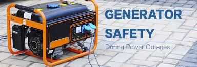 Keep safety in mind when you power up your generator