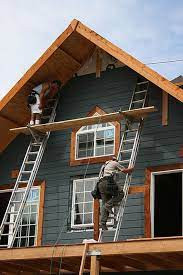 What siding is the best for houses in the PNW?