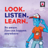 Check your heating appliance during Fire Prevention Week