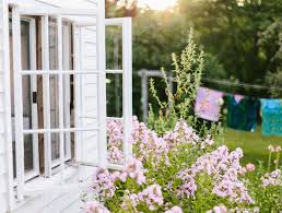 Let in fresh air, plan projects for summer