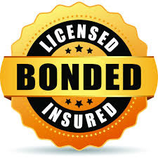 Always hire licensed, bonded, insured contractors