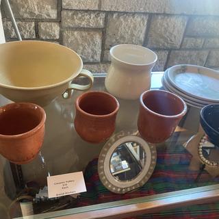 Ceramic Pottery by Brandi Rackers