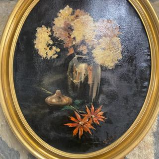 Autumn Hydrangea by Kathryn Hajaved