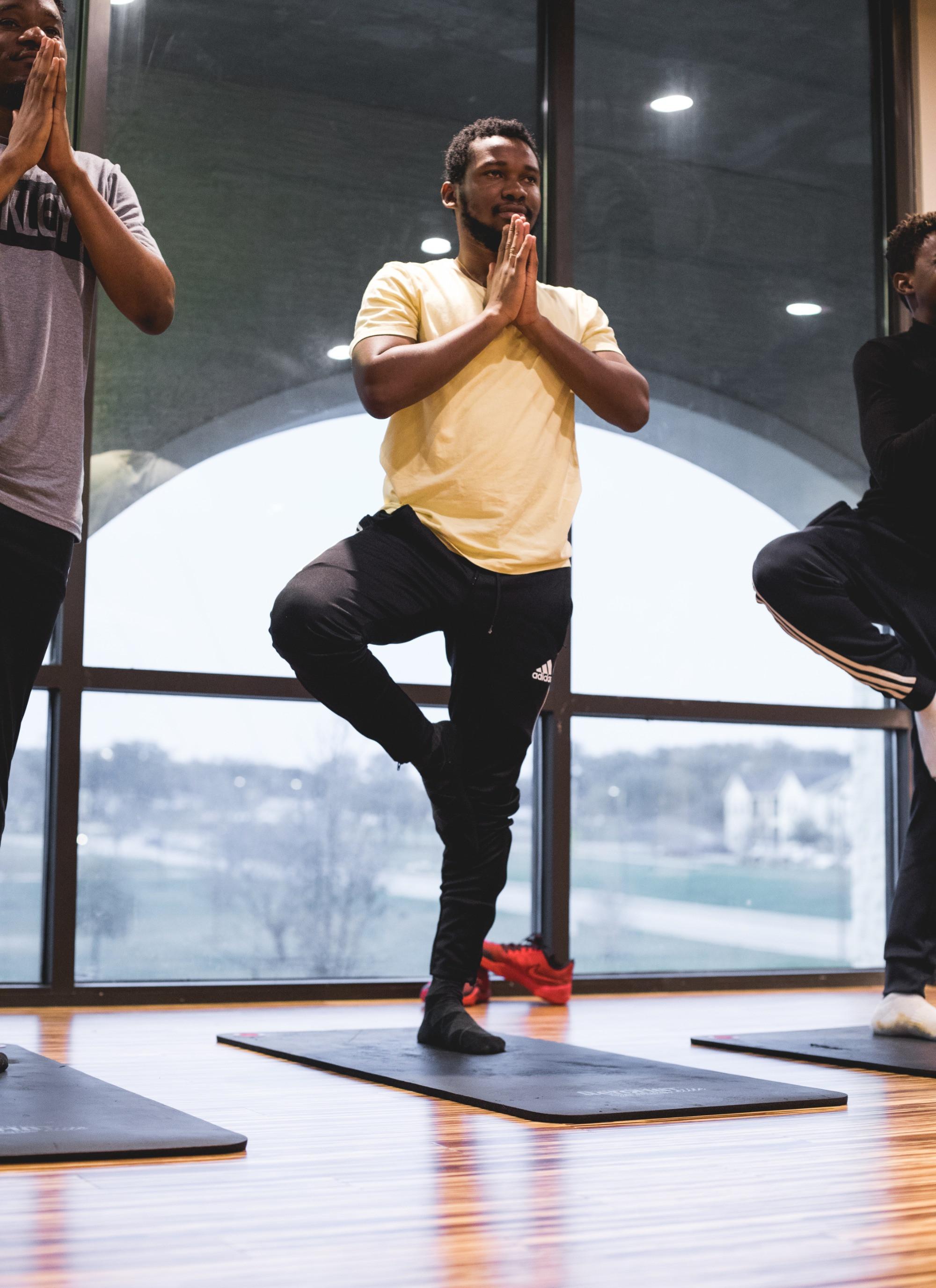 Yoga's African Roots YTT