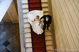 Photographe mariage chamonix mariés cérémonie