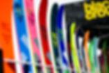 Photographe chamonix shooting produit montagne neige hiver skis black crows