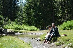 Photographe mariage montagne nature chamonix