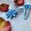 Thumbnail: FLORAL | snap hair clips | multiple colours | individual