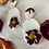 Thumbnail: Handcrafted Flower Stud Dangle | Resin Coated