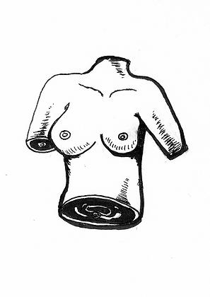 TORSO Print